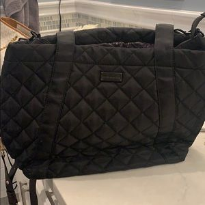 Steve Madden quilted tote